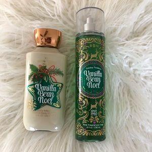 Bath & Body Works Lotion and Body Spray!